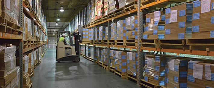 Customized Logistics, Dedicated Warehouse Space and Specialized Resources to Fit Your Needs