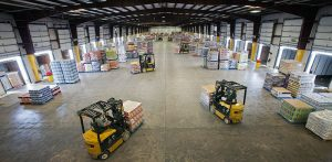 Crossdocking Supply Chain