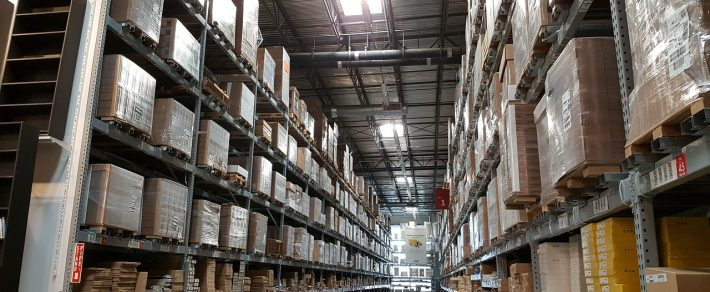 Selecting the Right Warehouse Storage Location